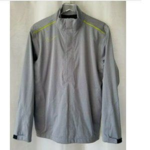 Nike Golf Storm Fit men's small gray jacket